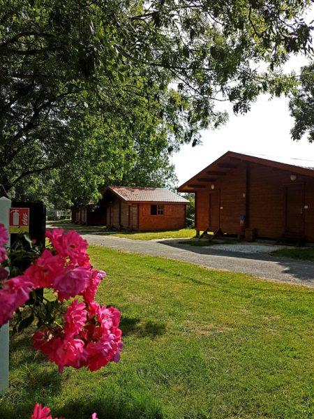 bungalow, mobil home ou chalet à la location dans camping proche de Royan