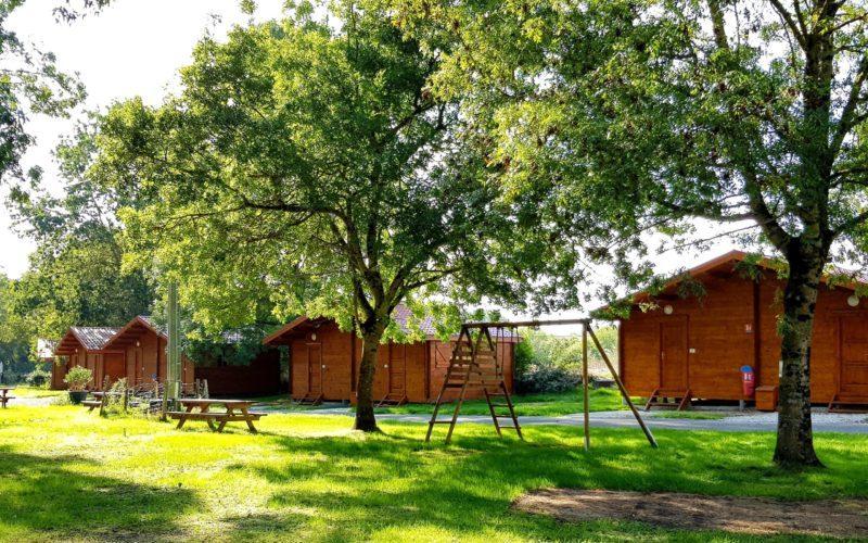 location chalet et mobil home dans camping au calme en Charente Maritime