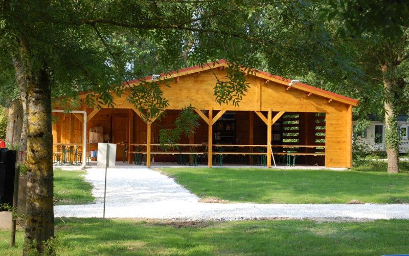 location chalet et mobil home dans camping situé à proximité de Royan
