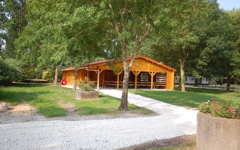 location mobil home, bungalow ou chalet dans camping familial à proximité de Royan en Chrante Maritime