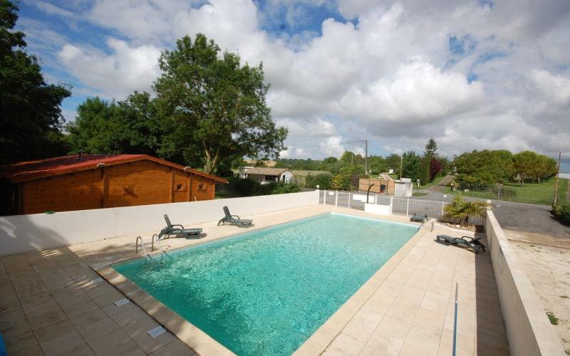 Location mobil home et bungalow à 10 minutes des plages de Meschers au camping La Clé des Champs