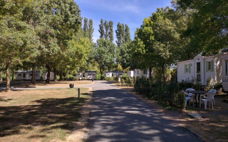 Location mobil home et bungalow à Arces sur Gironde